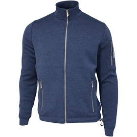 Ivanhoe of Sweden Assar Windbreaker Jas Doorlopende Rits Heren, steelblue